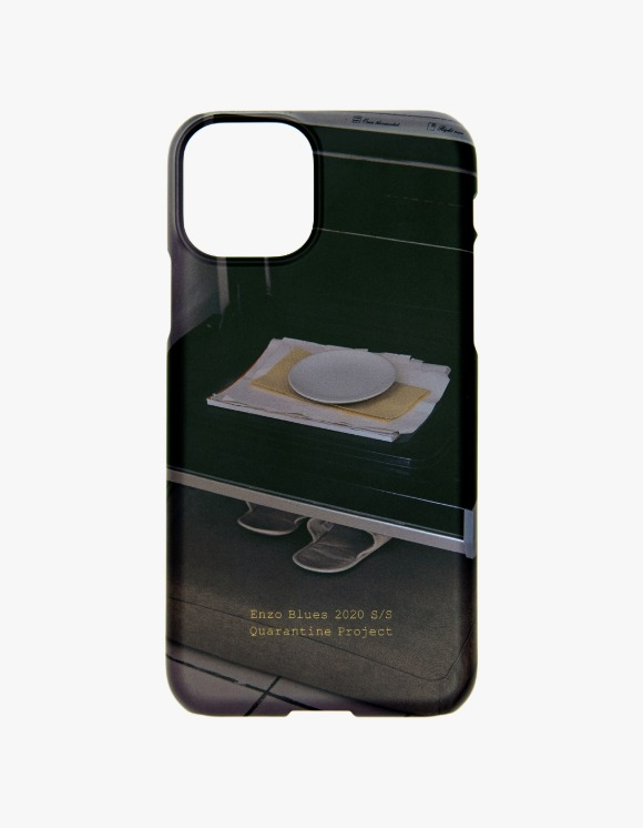 Enzo Blues Quarantine Digital Print Phone Case - Unclosed Oven | HEIGHTS. | International Store