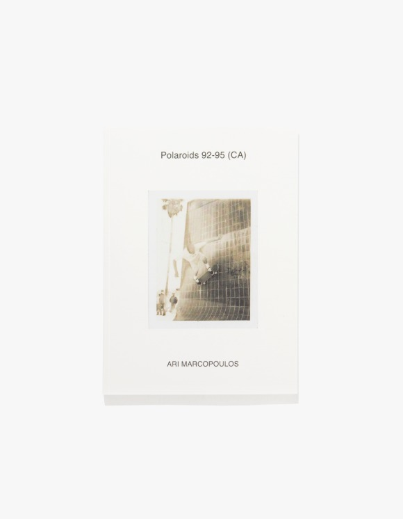 Dashwood Polaroids 92-95 CA by Ari Marcopoulos | HEIGHTS. | International Store
