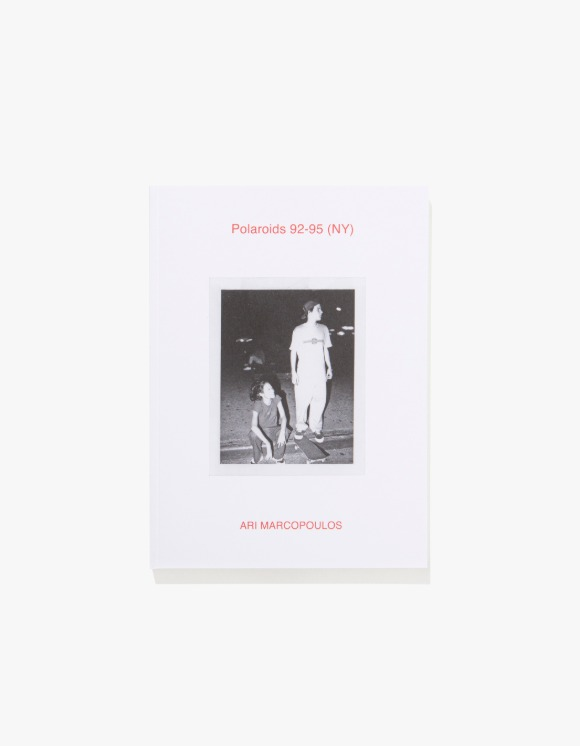 Dashwood Polaroids 92-95 NY by Ari Marcopoulos | HEIGHTS. | International Store