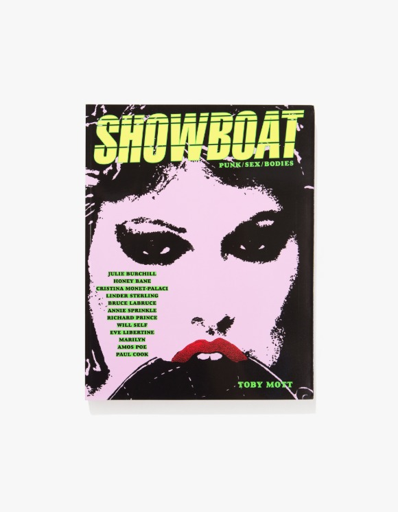 Dashwood Showboat : Punk/Sex/Bodies by The Mott Collection | HEIGHTS. | International Store