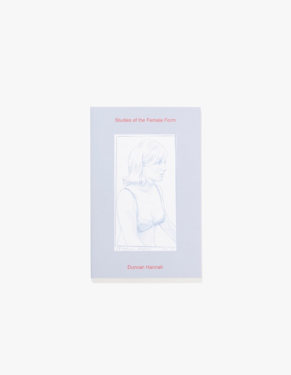 Dashwood Studies of the Female Form by Duncan Hannah | HEIGHTS. | International Store