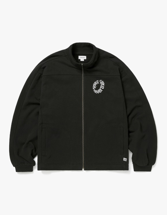 thisisneverthat RING Sweat Jacket - Black | HEIGHTS. | International Store