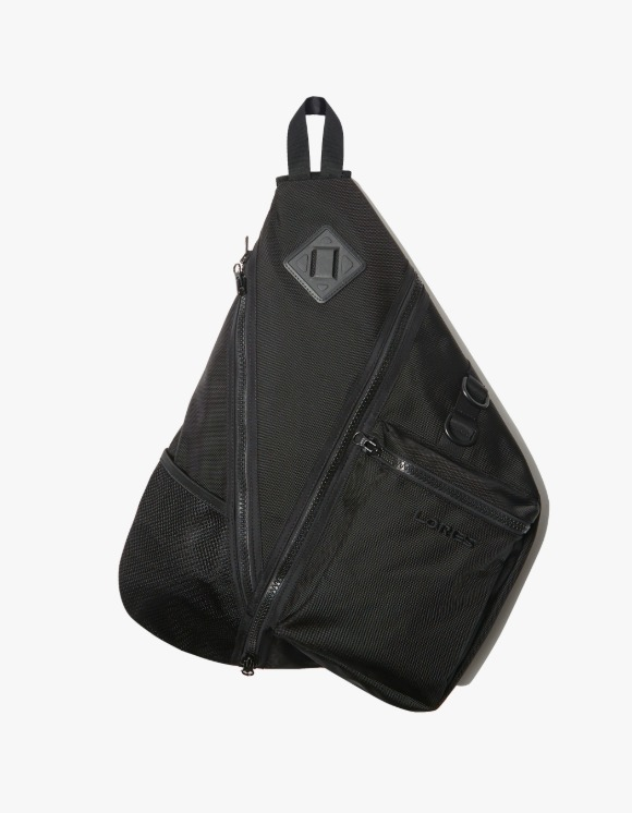 LORES Harness Body Tri-Bag - Black | HEIGHTS. | International Store