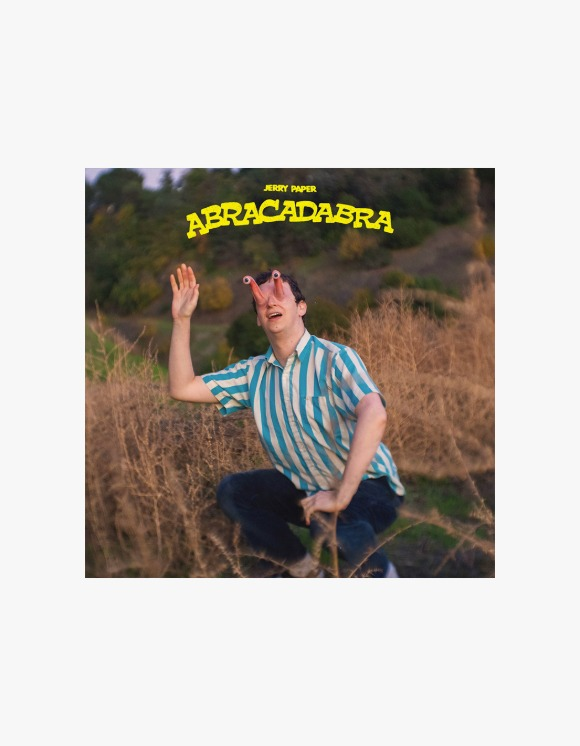 Stones Throw Records Jerry Paper - Abracadabra / Green Ver. LP | HEIGHTS. | International Store