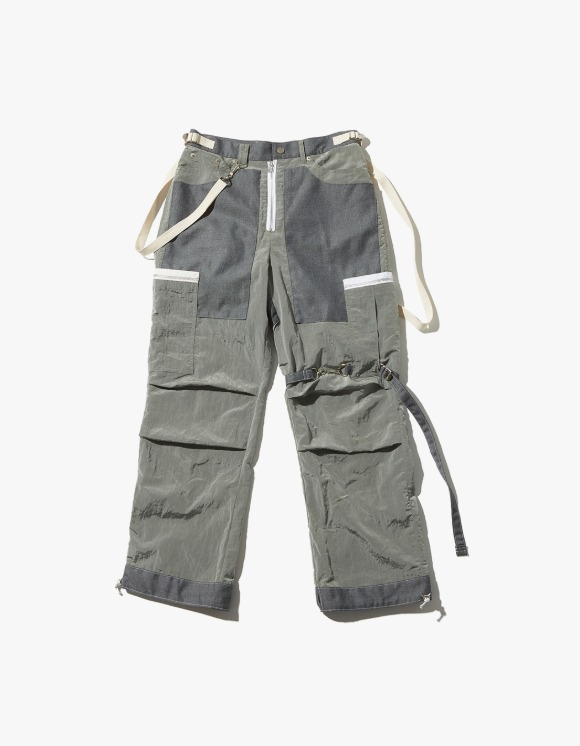 JOEGUSH Tactical Cargo Pants - Grey | HEIGHTS. | International Store