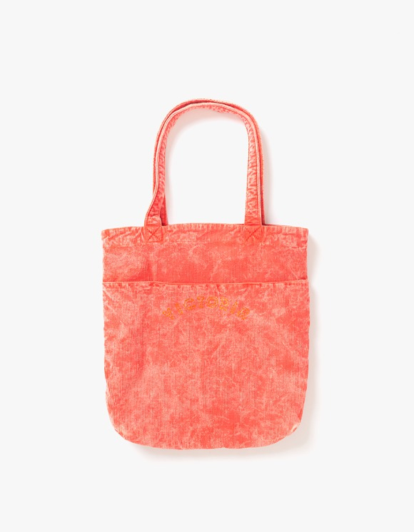 Victoria Hong Kong Bedford Corduroy Tote Bag - Red | HEIGHTS. | International Store