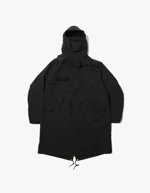 LORES Mask M51 Mods Coat - Black | HEIGHTS. | International Store