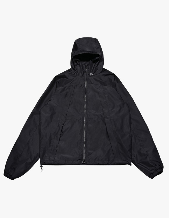 San San Wind Block Jacket - Black | HEIGHTS. | International Store