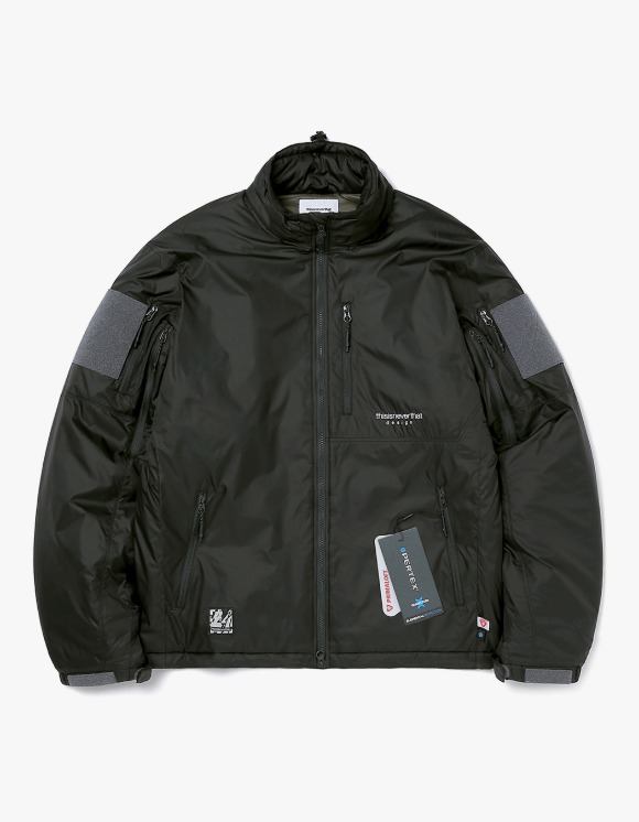 thisisneverthat Insulated PCU Jacket - Black | HEIGHTS. | International Store