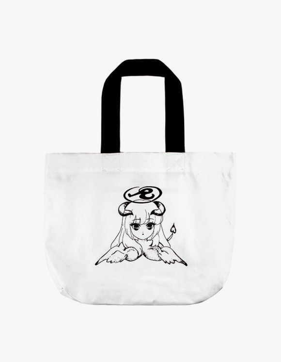 Richardson Richardson x Jeanette Hayes Devil/Angel Tote Bag | HEIGHTS. | International Store