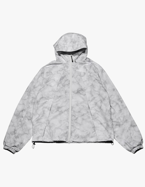 San San Wind Block Jacket - Marble | HEIGHTS. | International Store