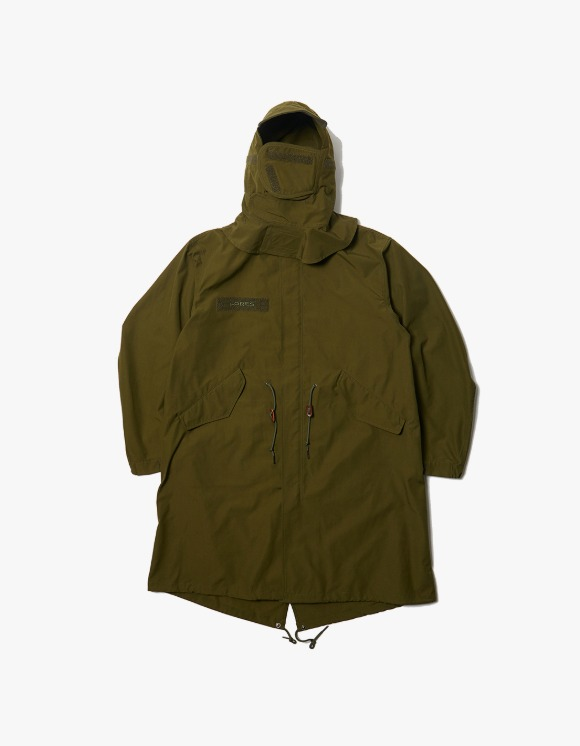 LORES Mask M51 Mods Coat - Olive | HEIGHTS. | International Store