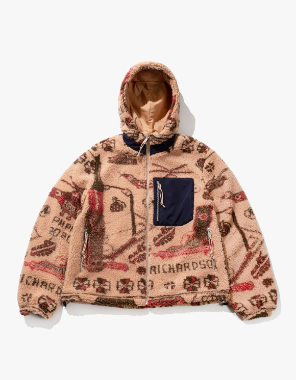 Richardson War Rug Polar Fleece - Hoodie | HEIGHTS. | International Store