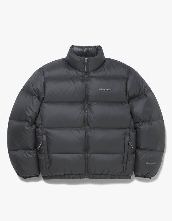 thisisneverthat PERTEX® T Down Jacket - Black | HEIGHTS. | International Store
