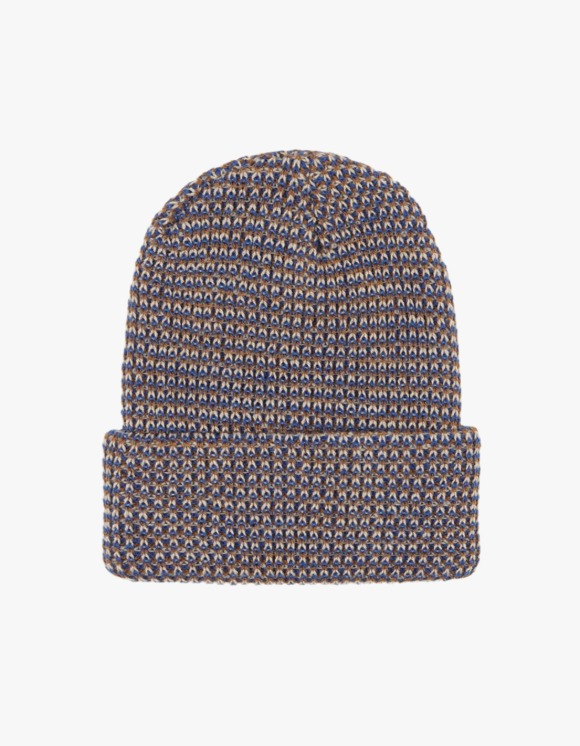 Only NY Basic Loose Gauge Beanie - Berry | HEIGHTS. | International Store