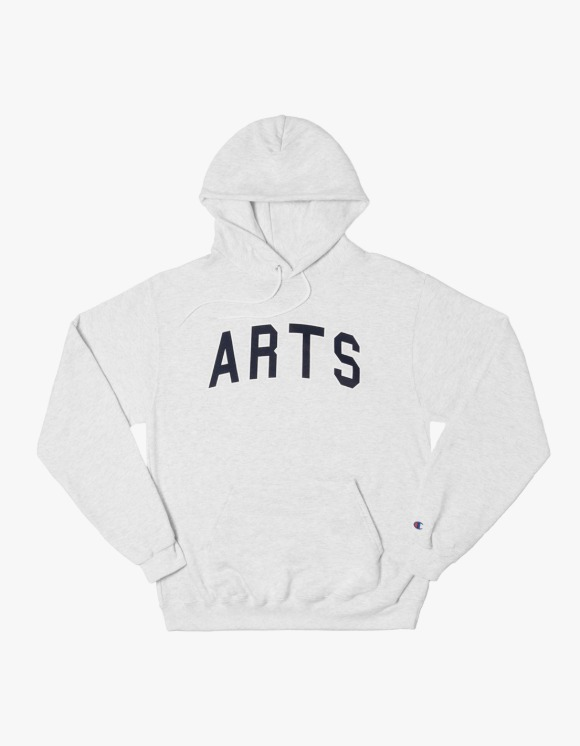 Only NY Arts Champion® Hoodie - Ash | HEIGHTS. | International Store