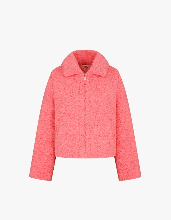 Margarin Fingers Pearl Boucle Jumper - Pink | HEIGHTS. | International Store