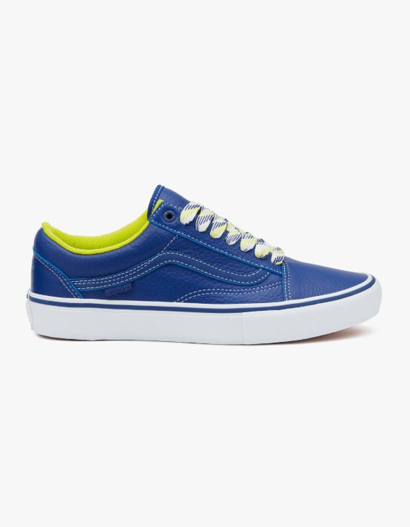 Vans Vans X Quartersnacks Old Skool Pro LTD - Royal | HEIGHTS. | International Store