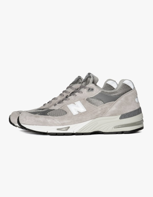 New Balance M991GL - Grey | HEIGHTS. | International Store