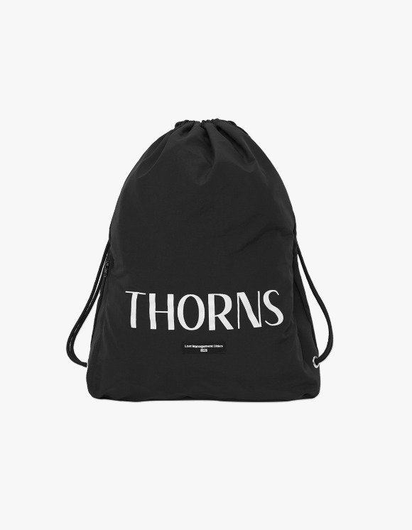 LMC LMC THORNS GYM SACK black | HEIGHTS. | International Store