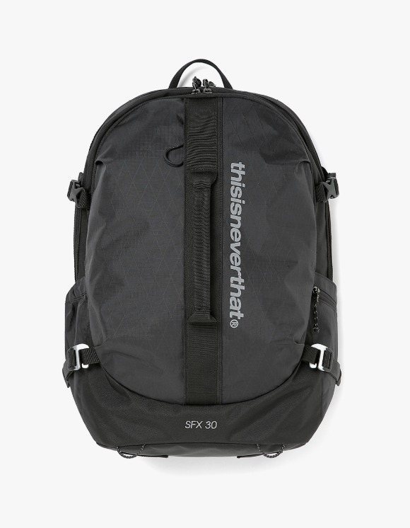 thisisneverthat SFX 30 Backpack - Black | HEIGHTS. | International Store