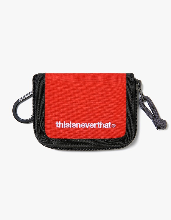 thisisneverthat CA90 Wallet - Red | HEIGHTS. | International Store