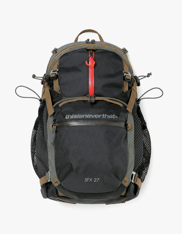 thisisneverthat SFX 27 Backpack - Grey | HEIGHTS. | International Store
