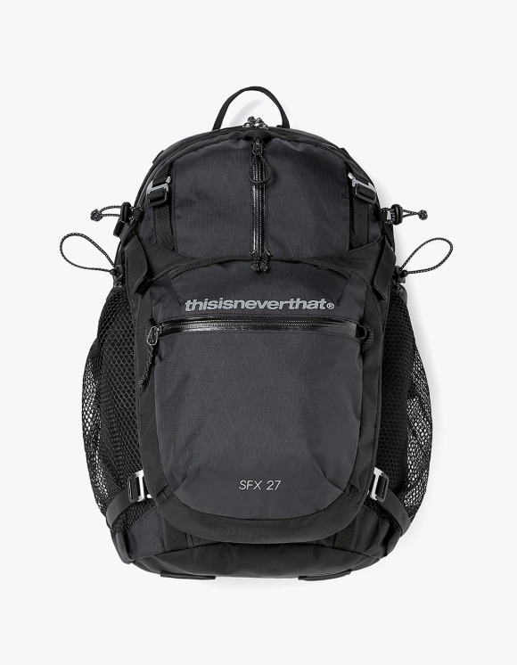 thisisneverthat SFX 27 Backpack - Black | HEIGHTS. | International Store