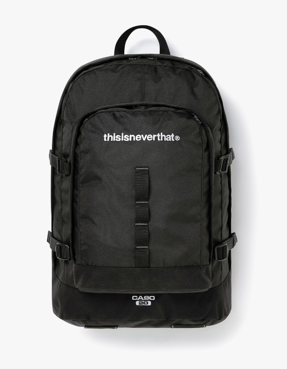 thisisneverthat CA90 20 Daypack - Black | HEIGHTS. | International Store