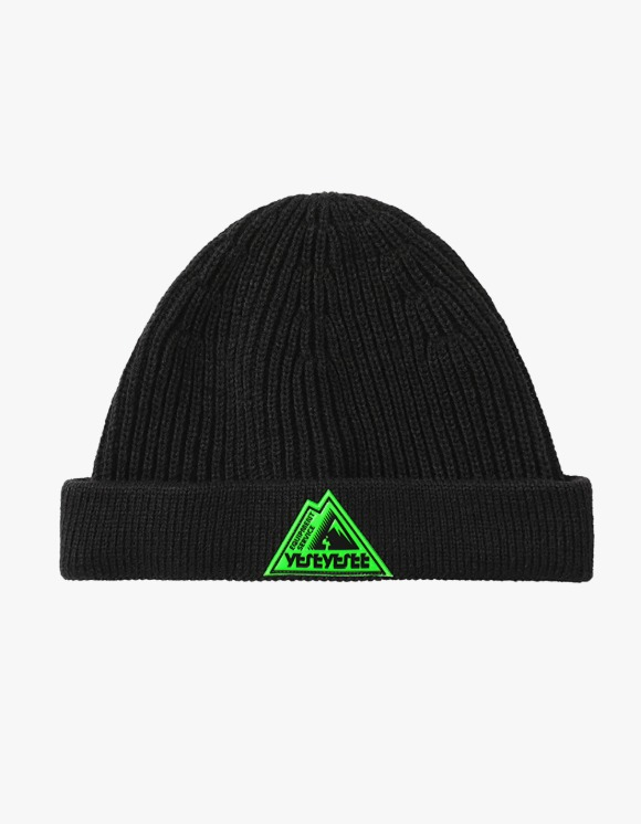 yeseyesee Y.E.S Carpenter Beanie - Black | HEIGHTS. | International Store