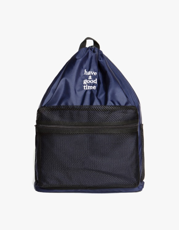 have a good time Logo Day Pack - Navy | HEIGHTS. | International Store