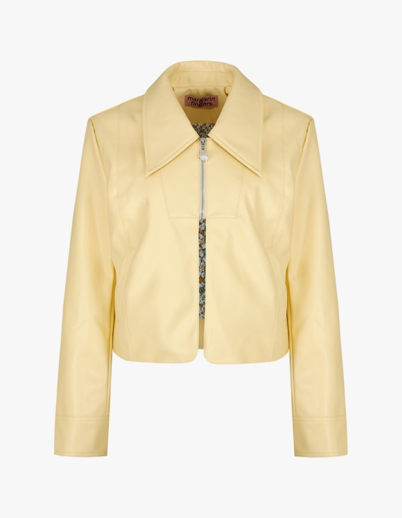 Margarin Fingers Margarin Jacket - Yellow | HEIGHTS. | International Store