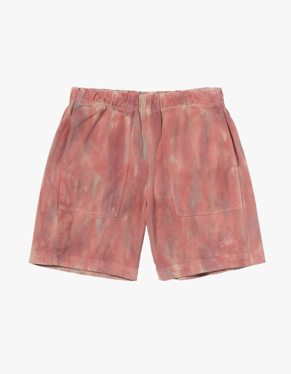 Stussy Dyed Easy Short - Rust | HEIGHTS. | International Store