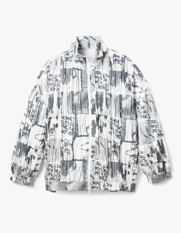 s/e/o Pleats Jacket - Patterned | HEIGHTS. | International Store