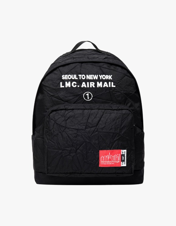 LMC LMC X MANHATTAN PORTAGE BIG APPLE BACKPACK (LG) black | HEIGHTS. | International Store