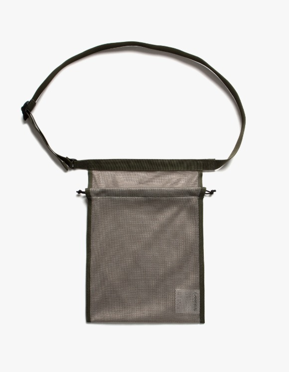 LORES Mesh Bag - Olive | HEIGHTS. | International Store