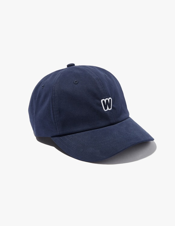 WKNDRS W Logo SS Cap - Navy | HEIGHTS. | International Store