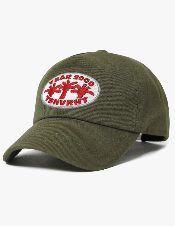 thisisneverthat Palm Trucker Cap - Olive | HEIGHTS. | International Store