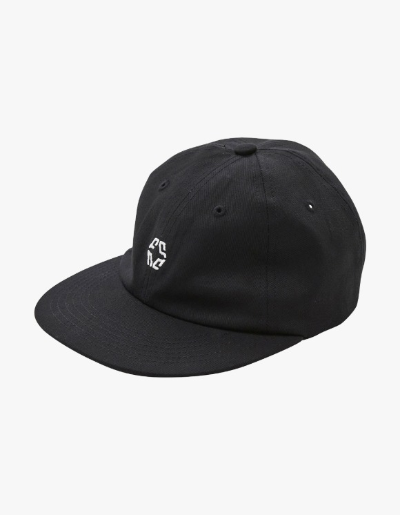 NIVELCRACK Monogram Cap - Black | HEIGHTS. | International Store