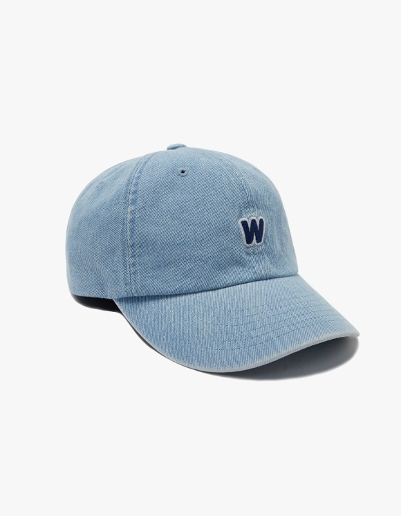 WKNDRS Distressed Denim Cap - L.Denim | HEIGHTS. | International Store