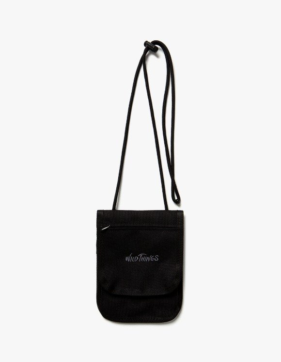 Wild Things Travel Pouch - Black | HEIGHTS. | International Store