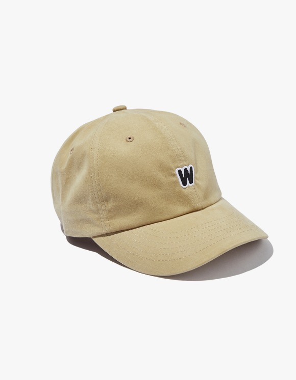 WKNDRS W Logo SS Cap - Beige | HEIGHTS. | International Store