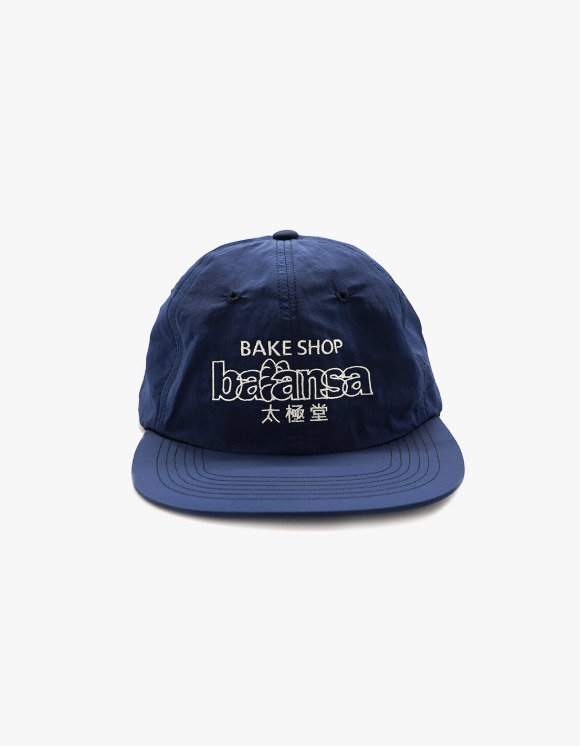 Balansa X Taegeukdang SSB x 태극당 Nylon Cap - Navy | HEIGHTS. | International Store