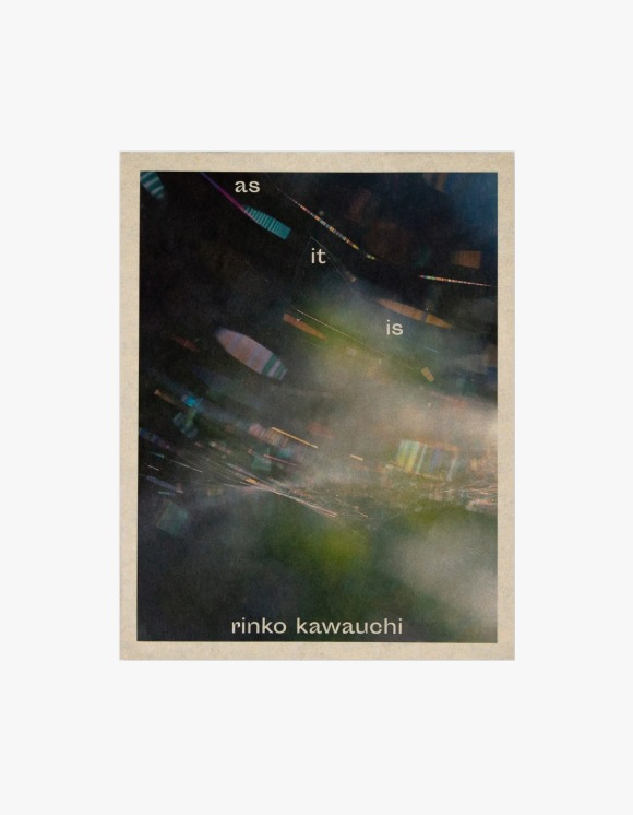Selected Publications Rinko Kawauchi: As It Is | HEIGHTS. | International Store