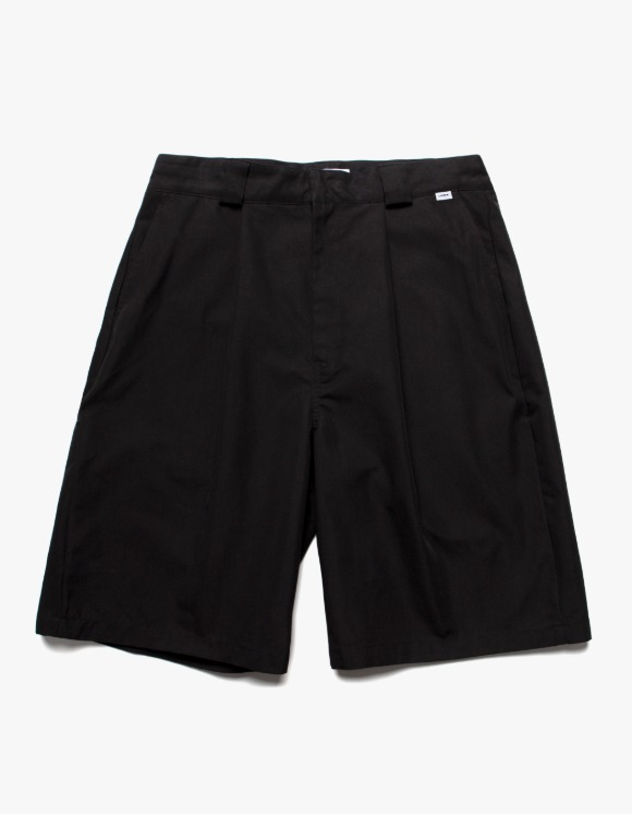 LORES Chino Cell Phone Shorts - Black | HEIGHTS. | International Store