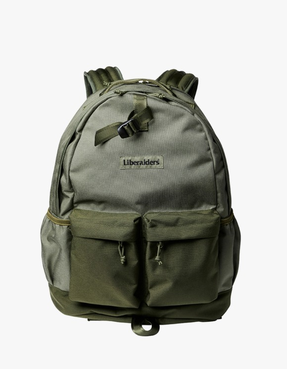 Liberaiders TRAVELIN' Soldier Backpack II - Olive | HEIGHTS. | International Store