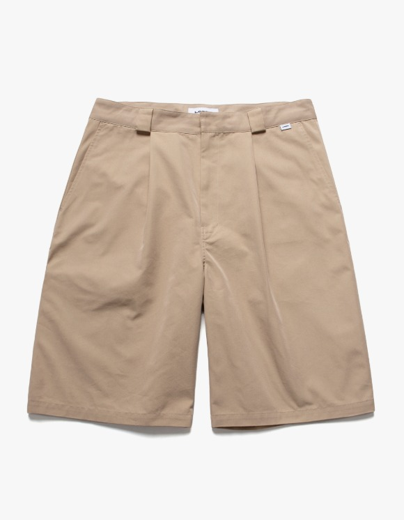 LORES Chino Cell Phone Shorts - Beige | HEIGHTS. | International Store