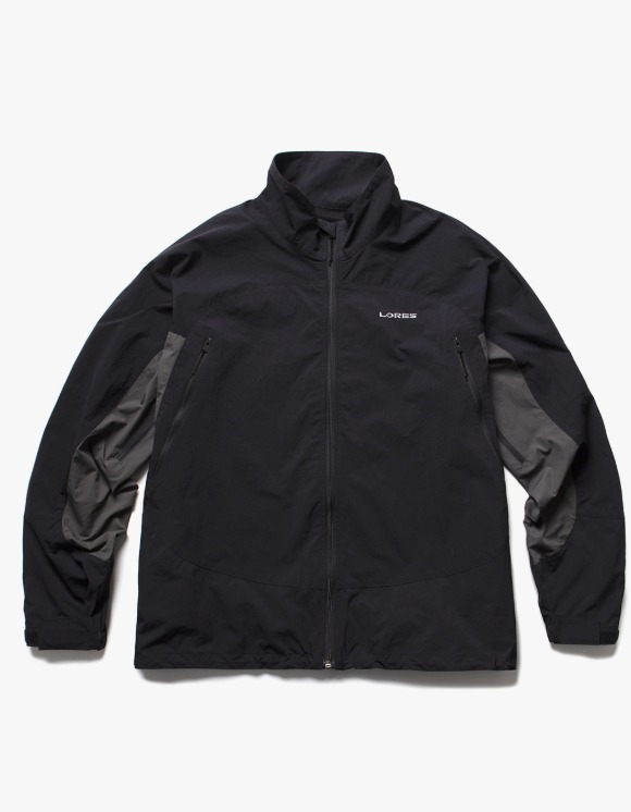 LORES PCU Nylon Jacket - Black | HEIGHTS. | International Store