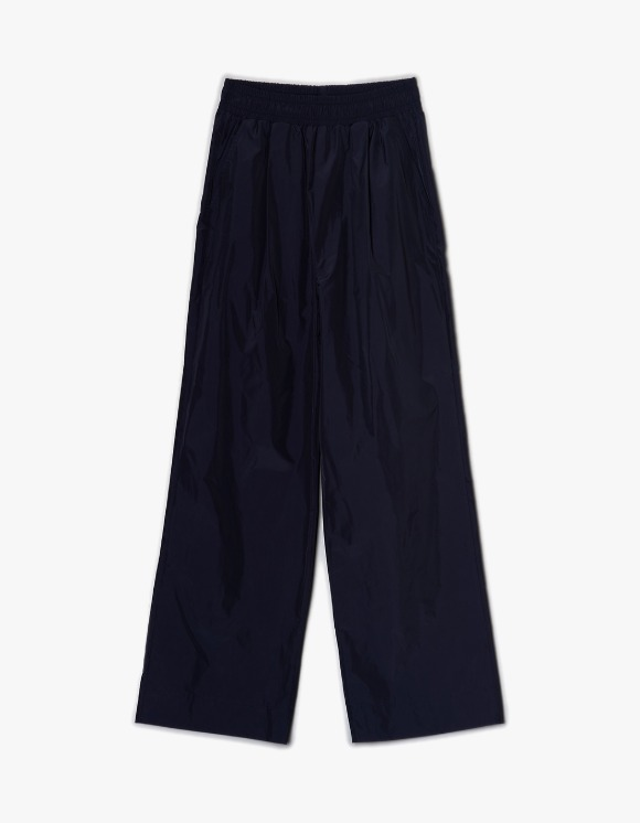 Enzo Blues Banding Wide Pants - Navy | HEIGHTS. | International Store