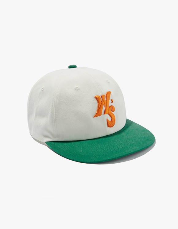 WKNDRS WS 2-Tone Cap - Green | HEIGHTS. | International Store